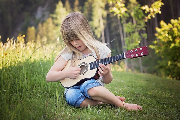 zaszczep w dziecku zamiłowanie do muzyki